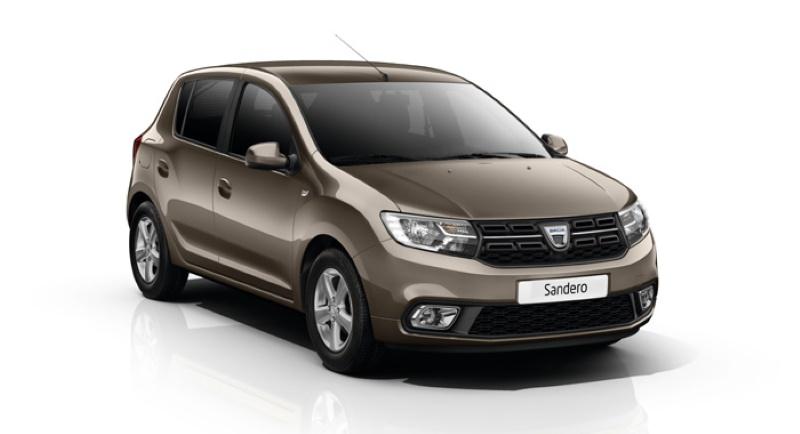 Dacia Sandero Lauréate SCe