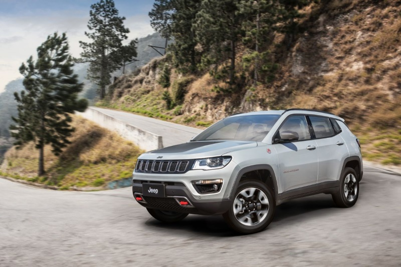Jeep Compass 2.0 170 hp ATX 4WD Limited