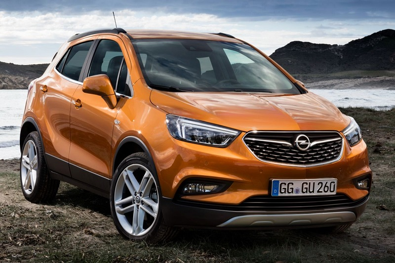 Opel Mokka X Innovation 1.4 VVT MPI Turbo 140HP